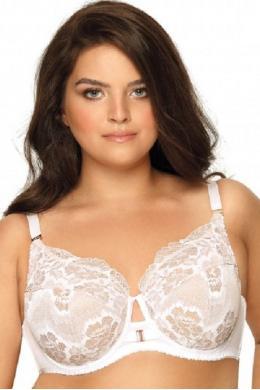 Ava Бюст semi soft жін AV1937 white