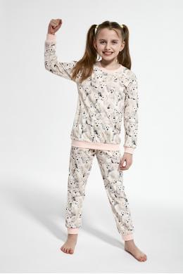 Cornette 032-19 Піжама для дівчат 118 Polar bear принт
