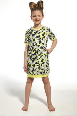 Cornette 284-21 Нічна сорочка для дівчат 69 Girl 2 принт