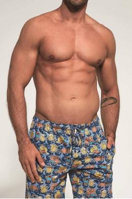 Cornette 691-20 Брюки піжамні для чоловіків 24 принт