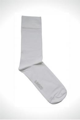 Cornette Bamboo Чоловічі шкарпетки білий