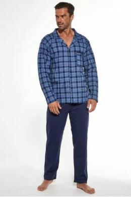 Cornette 114-21 Чоловіча піжама 48 принт