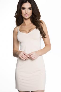 Комбинация под платье Julimex Soft&Smooth Телесный