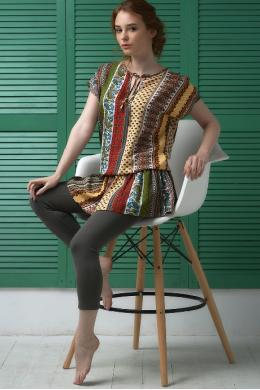 Effetto 0123.2 Жіночий комплект принт