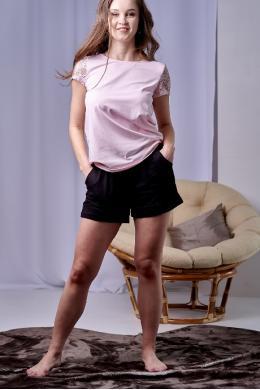 Effetto 0144 Жіноча футболка рожевий