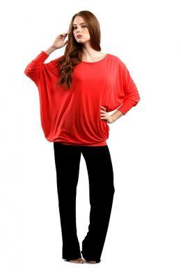 Effetto 0310 Жіночий комплект червоний