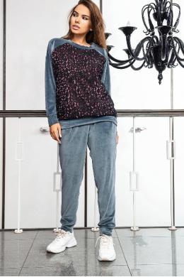 Effetto 03115 Жіночий комплект сірий
