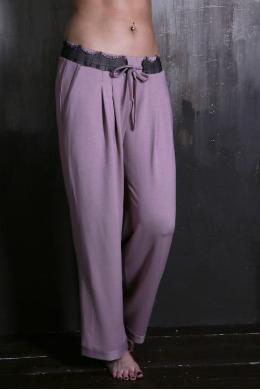 Effetto 10713C Брюки жіночі фіолетовий