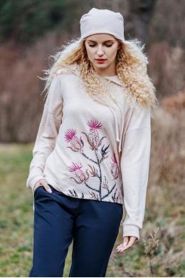 Key Комплект жін кофта+штани LHS 508 B19 multicolor