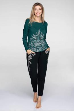 Key Комплект жін кофта+штани LHS 802 B19 multicolor