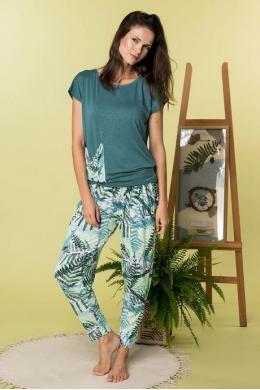 Key Комплект жін футб+штани LHS 907 A20 multicolor