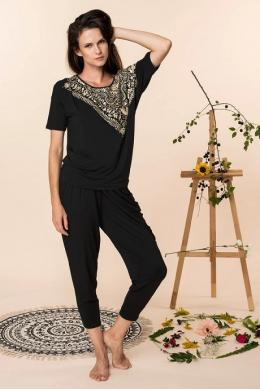 Key Комплект жін футб+штани LHS 930 A20 multicolor