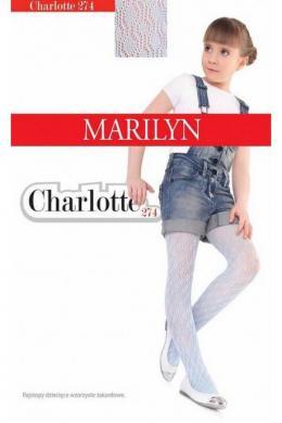 Колготки MISS MARILYN CHARLOTTE 274 LIGHT GREY 98/122