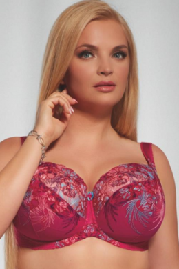 Kris Line Бюст soft жін Felicya pink