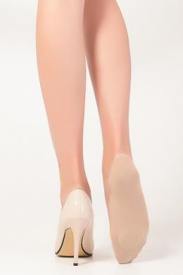 LEGS Следы женские 722 CUSHION COTTON NATURALE