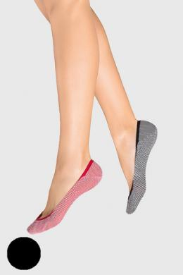LEGS Следы женские 705 STRIPE NERO