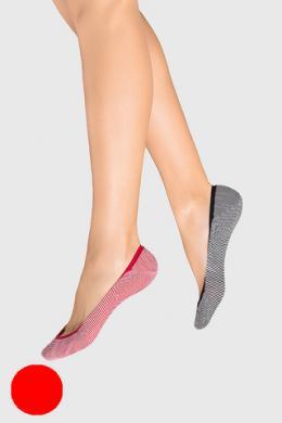LEGS Следы женские 705 STRIPE RED