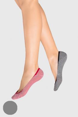 LEGS Следы женские 705 STRIPE GREY