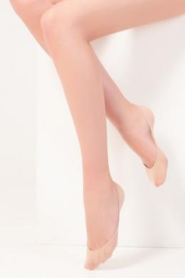 LEGS Следы женские 741 CLASSIC POLIAMIDE (2 ПАРЫ) NATURALE