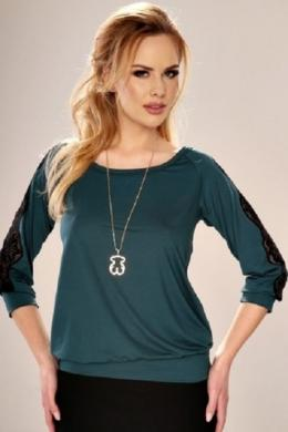 Eldar Блузка жін Fabia zielony