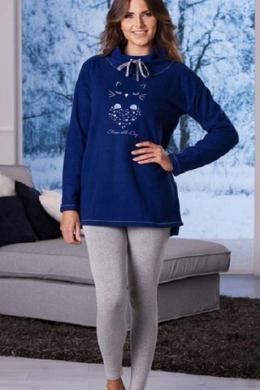 Cotonella Піжама жін DD863 blu (00014)