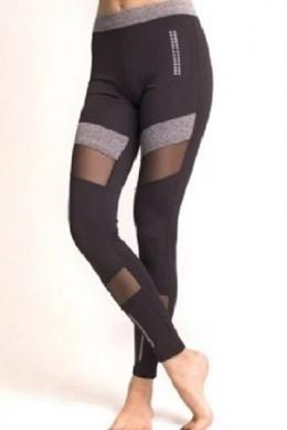 LEGS Леггинсы спортивные L1445 LEGGINGS SPORT INSENT NERO