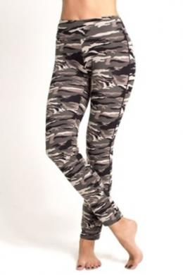 LEGS Леггинсы L1449 LEGGINGS CAMOUFLAGE MILITARY