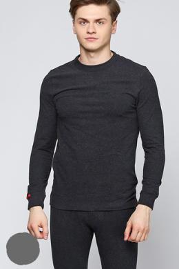 Key MVD 155 Чоловіча футболка Hot Touch меланжевий