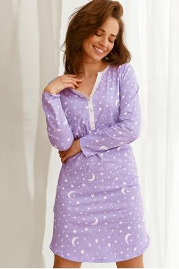 Ночная рубашка Taro Livia 2574 Фиолетовый