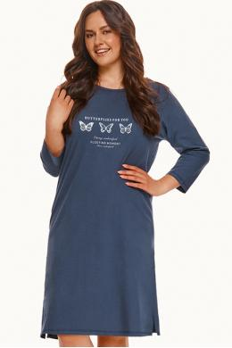 Ночная рубашка Taro Omena 2569 Темно-синий